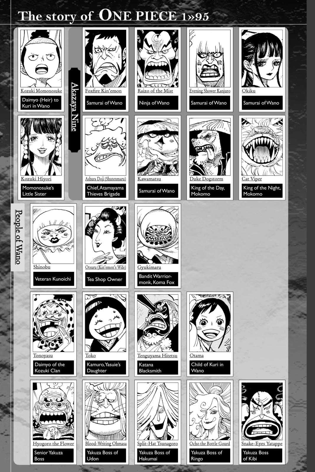 One Piece Chapter 954 Page 4