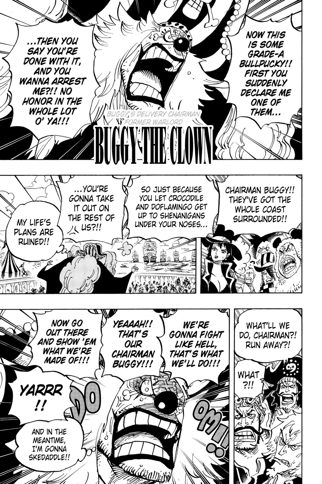 One Piece Chapter 956 Page 15