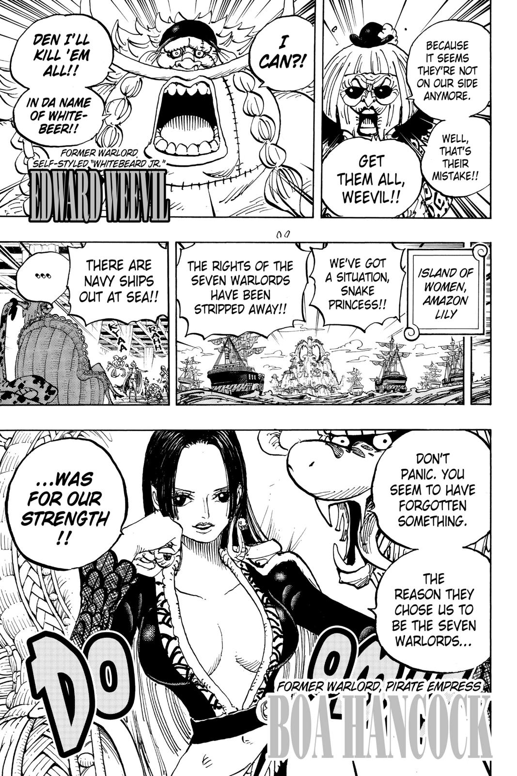 One Piece Chapter 956 Page 17