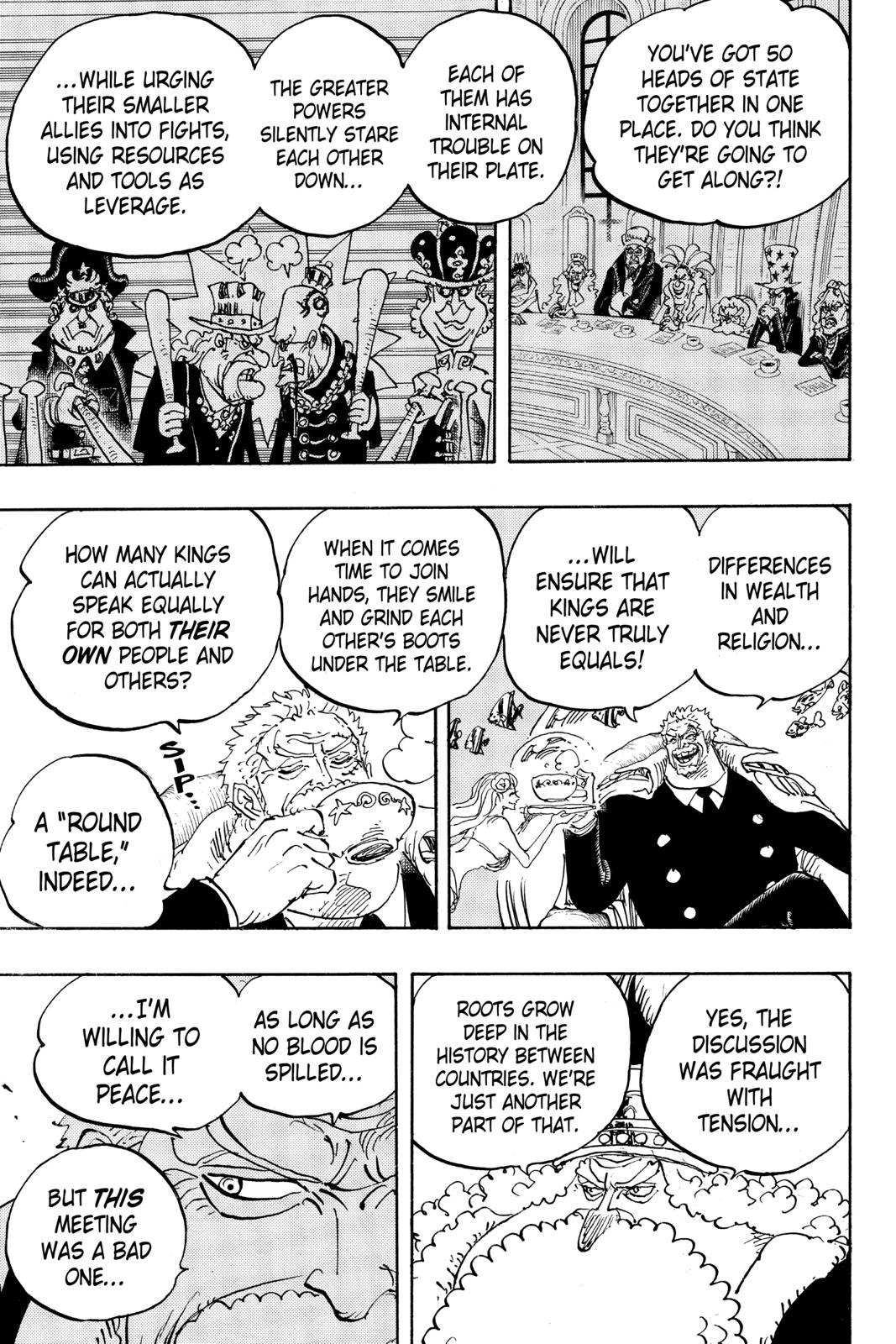 One Piece Chapter 956 Page 3