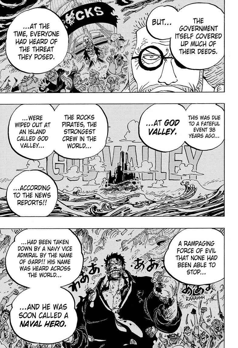 One Piece Chapter 957 Page 7
