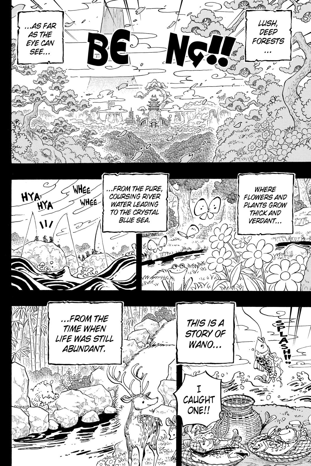 One Piece Chapter 960 Page 2