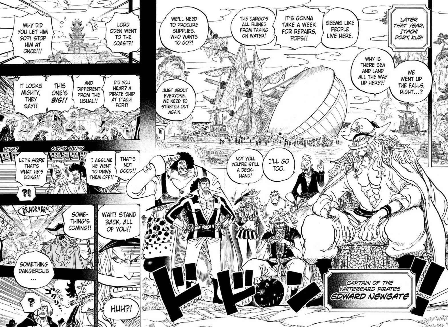 One Piece Chapter 963 Page 13