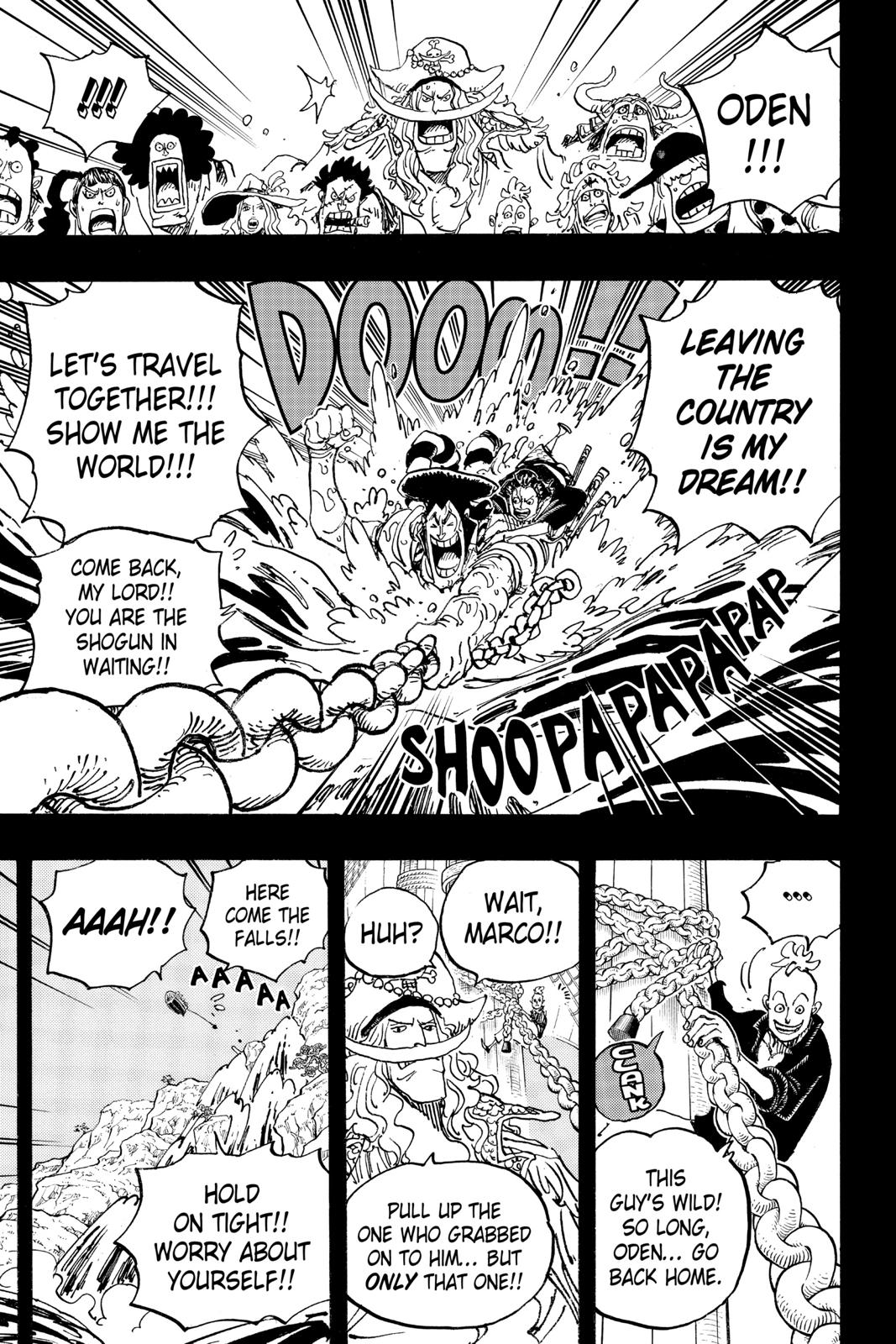 One Piece Chapter 964 Page 5