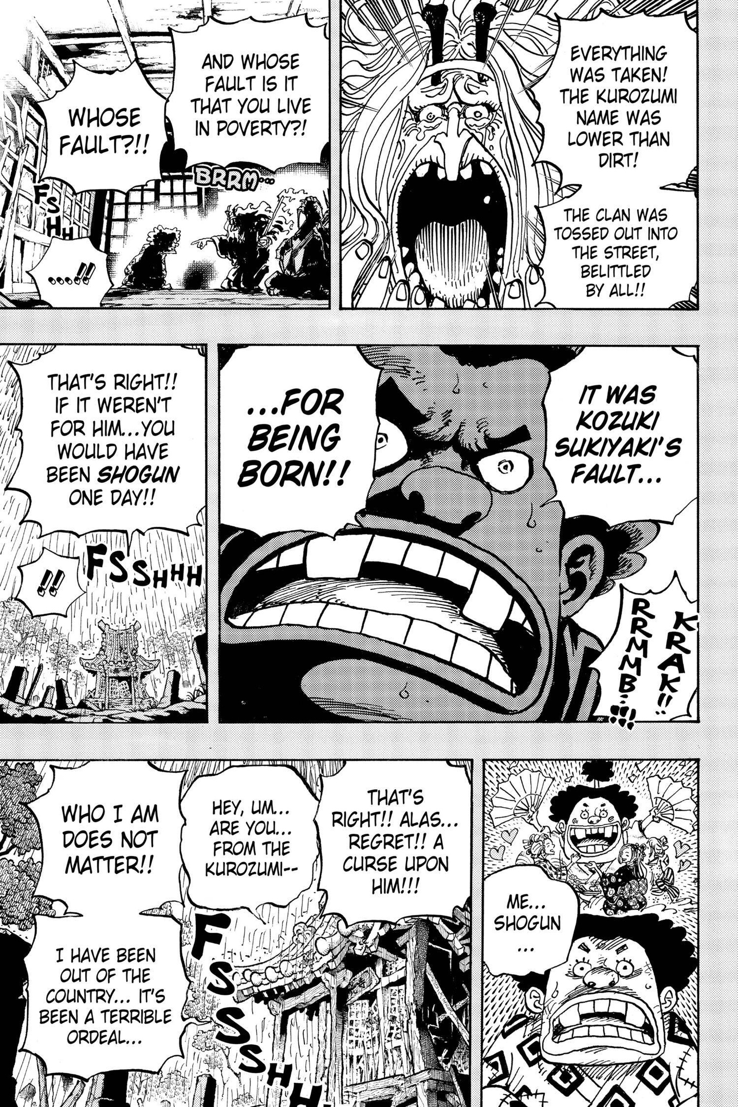 One Piece Chapter 965 Page 16