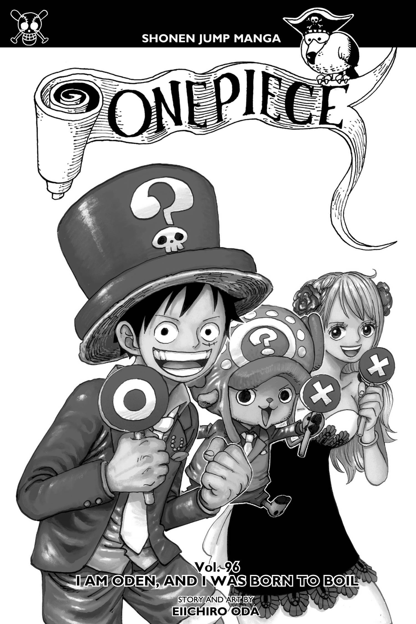 One Piece Chapter 965 Page 2