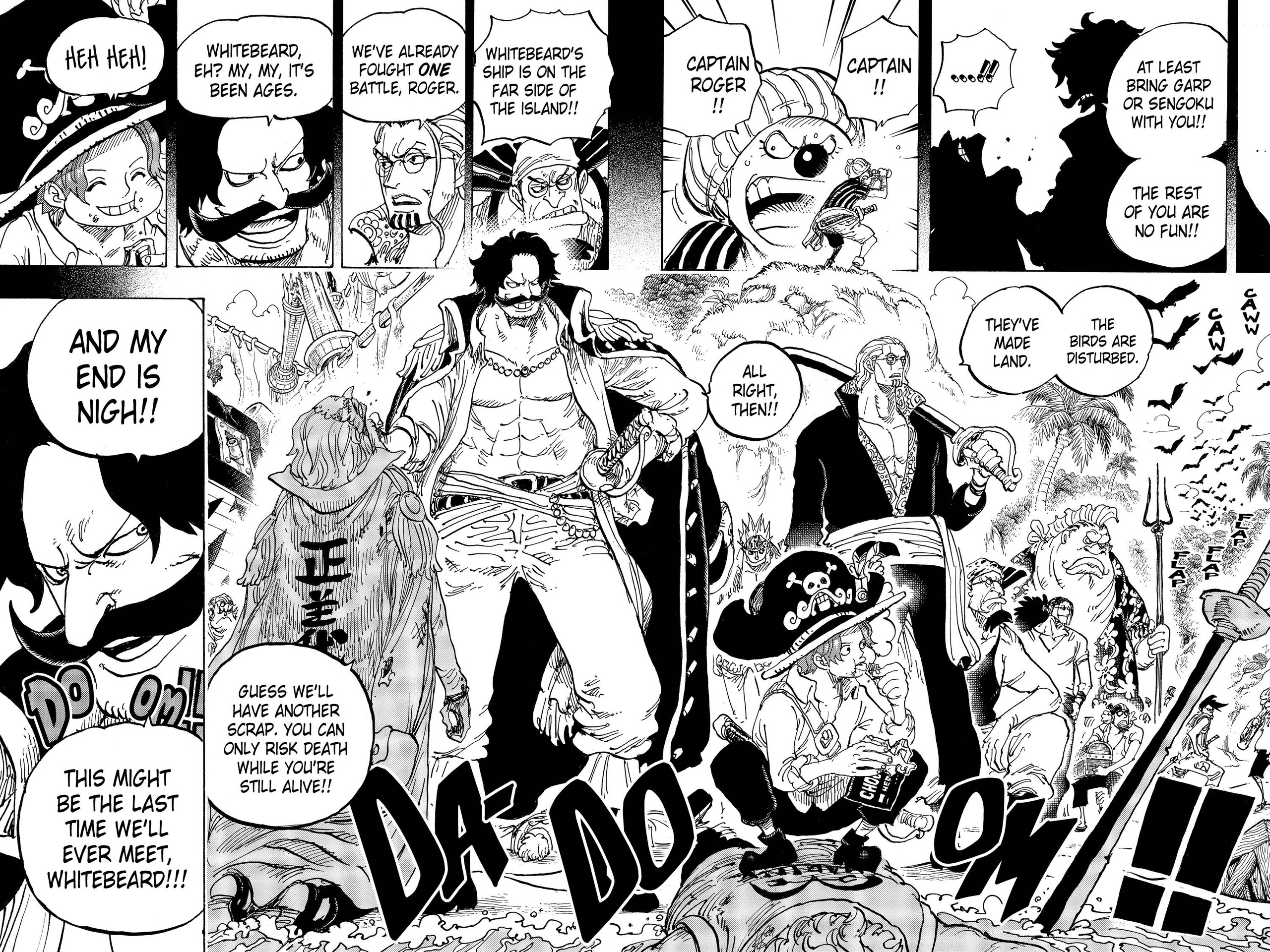 One Piece Chapter 965 Page 21