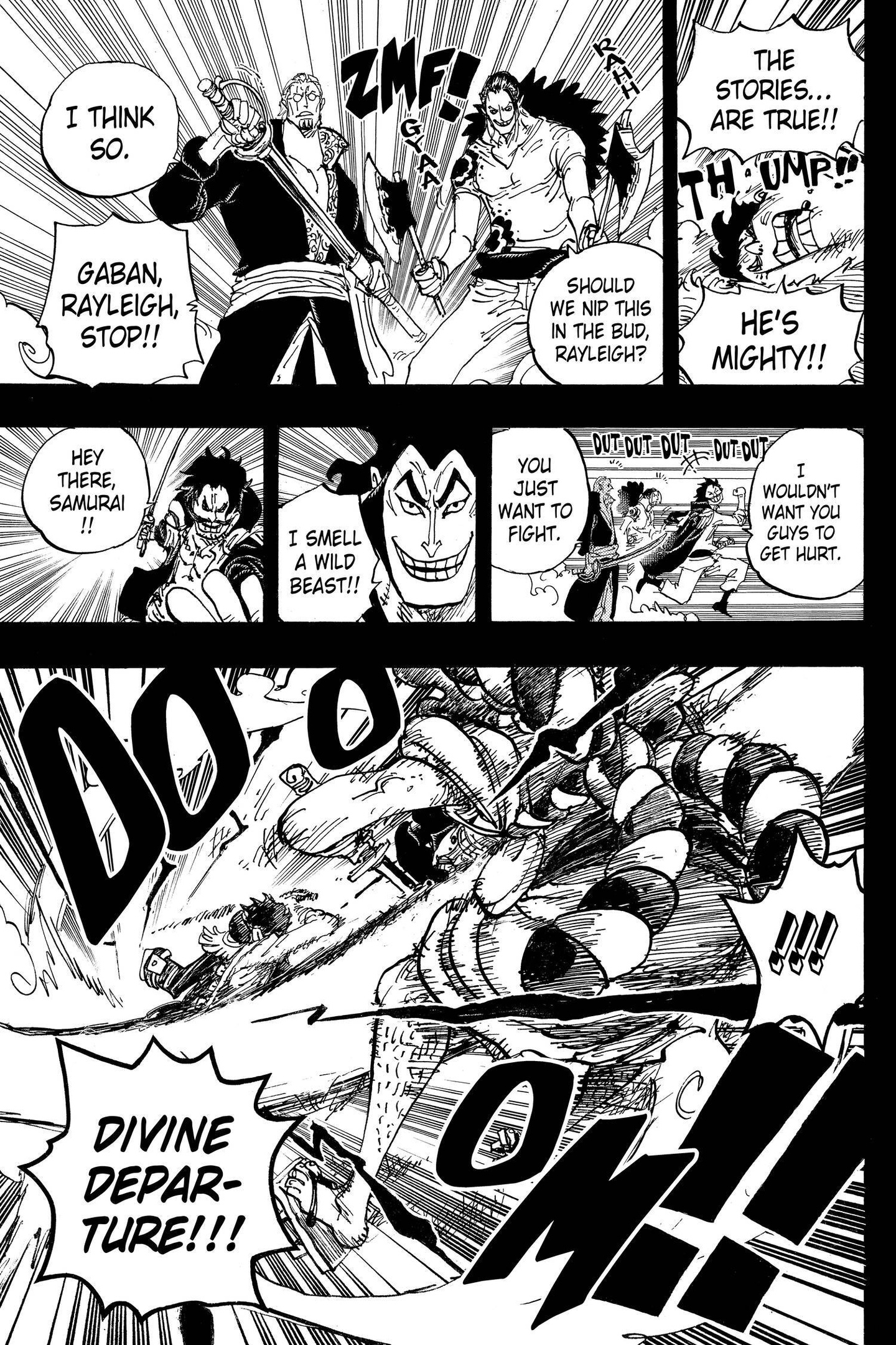 One Piece Chapter 966 Page 3