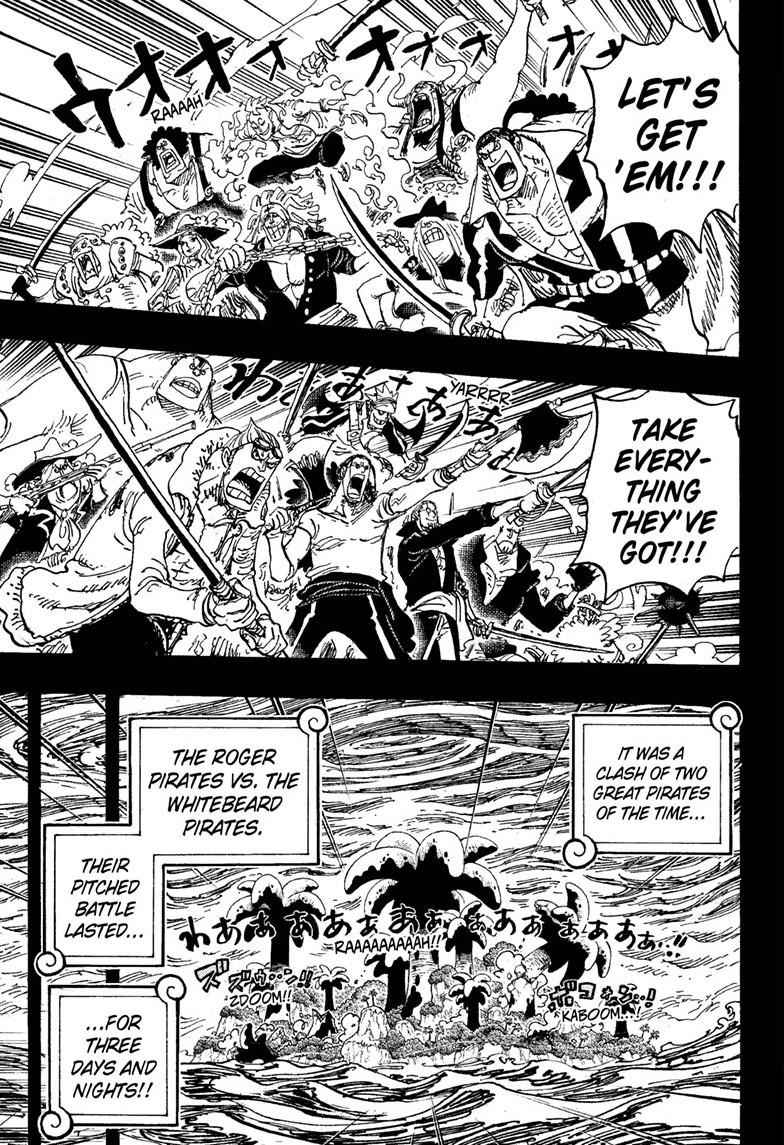 One Piece Chapter 966 Page 6