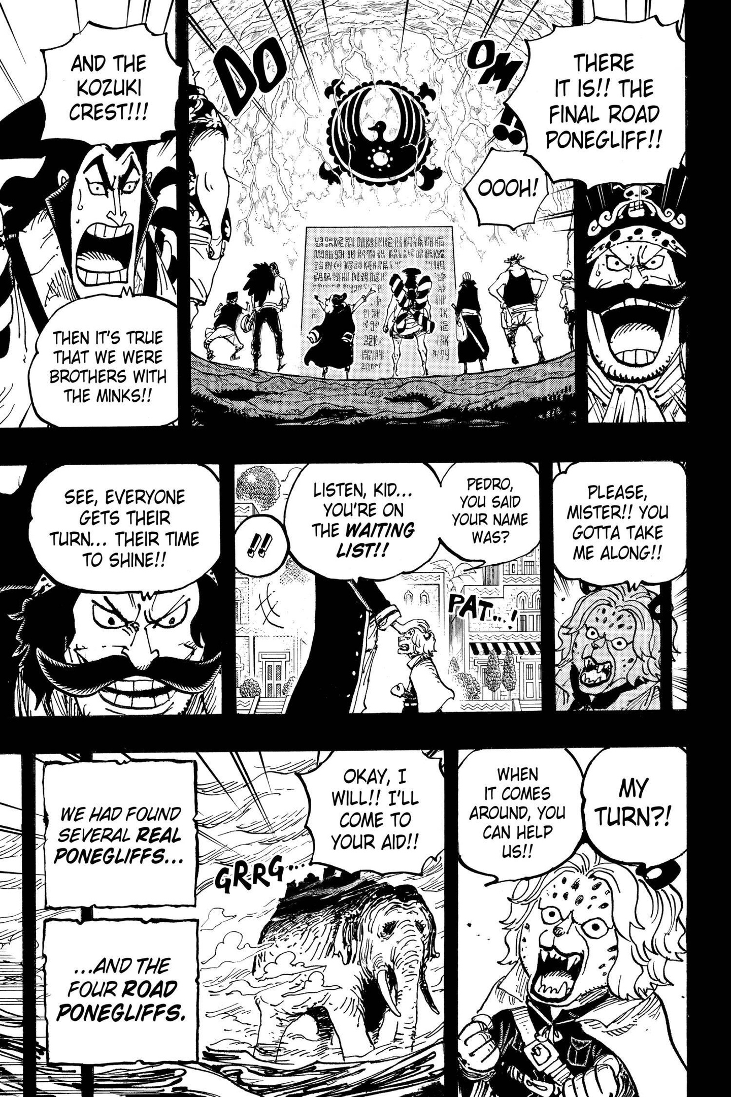 One Piece Chapter 967 Page 15