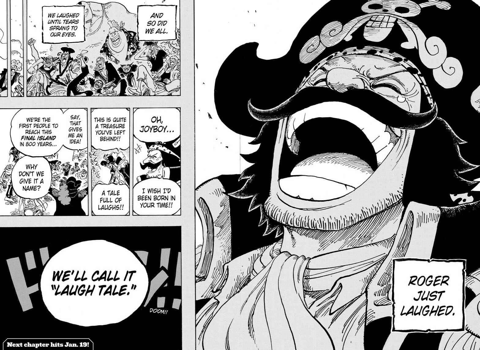 One Piece Chapter 967 Page 18