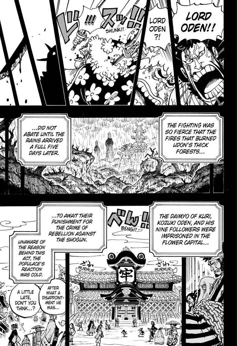One Piece Chapter 970 Page 14