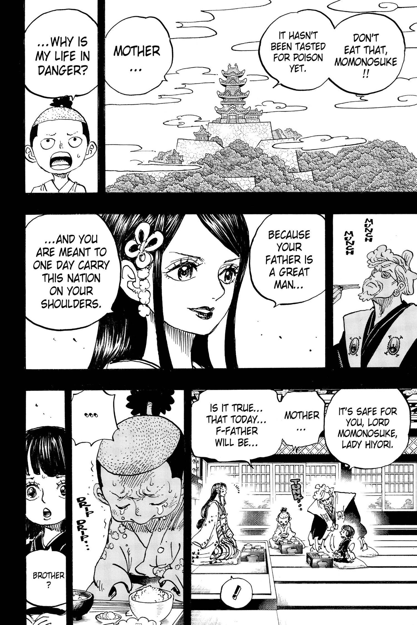 One Piece Chapter 971 Page 2