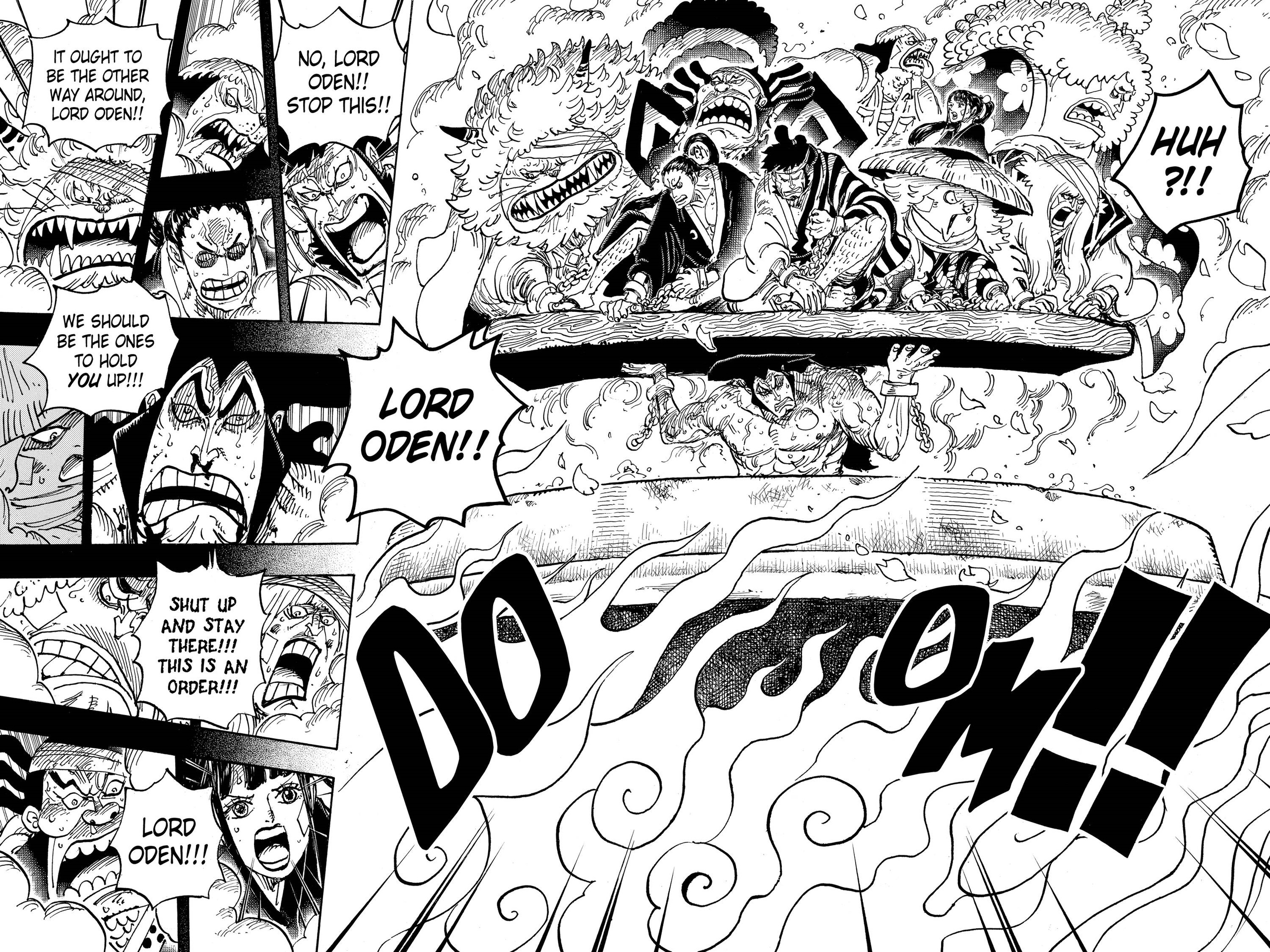 One Piece Chapter 971 Page 8