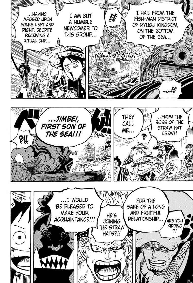 One Piece Chapter 976 Page 17