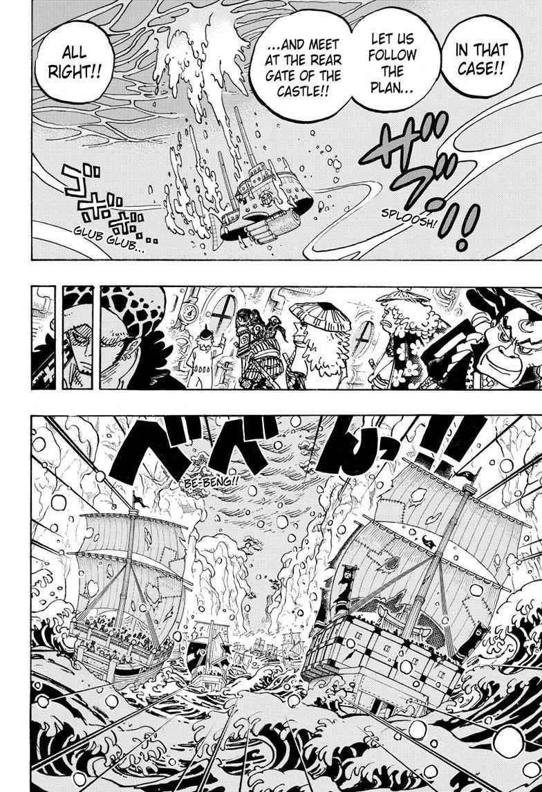One Piece Chapter 978 Page 2