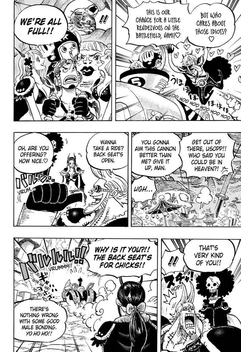 One Piece Chapter 979 Page 8