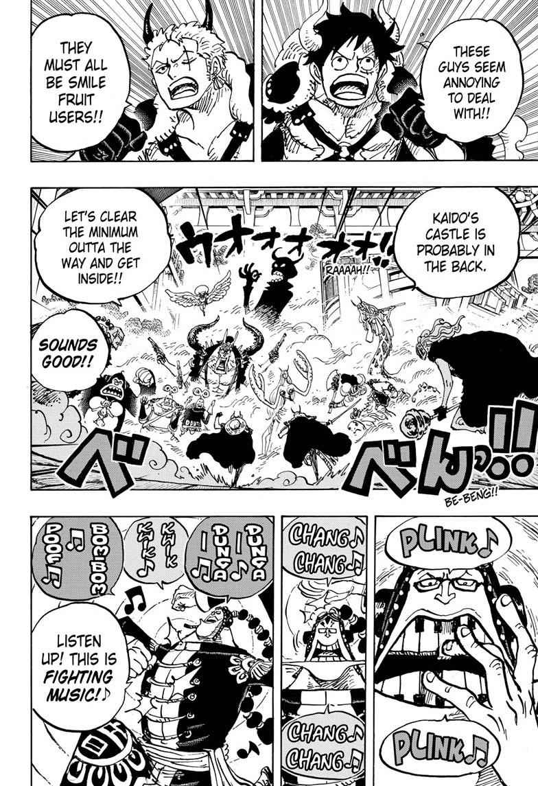 One Piece Chapter 980 Page 10