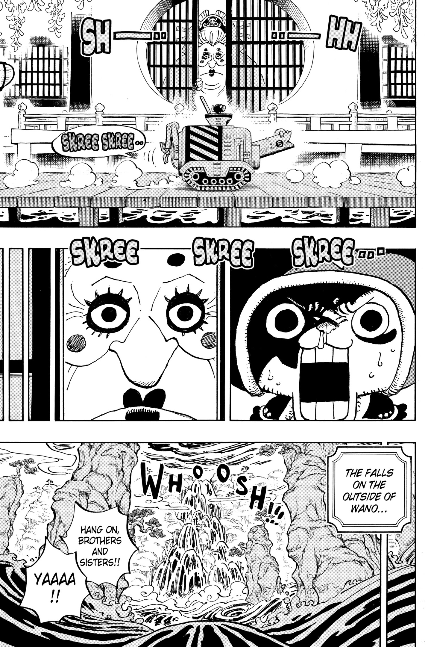 One Piece Chapter 981 Page 15