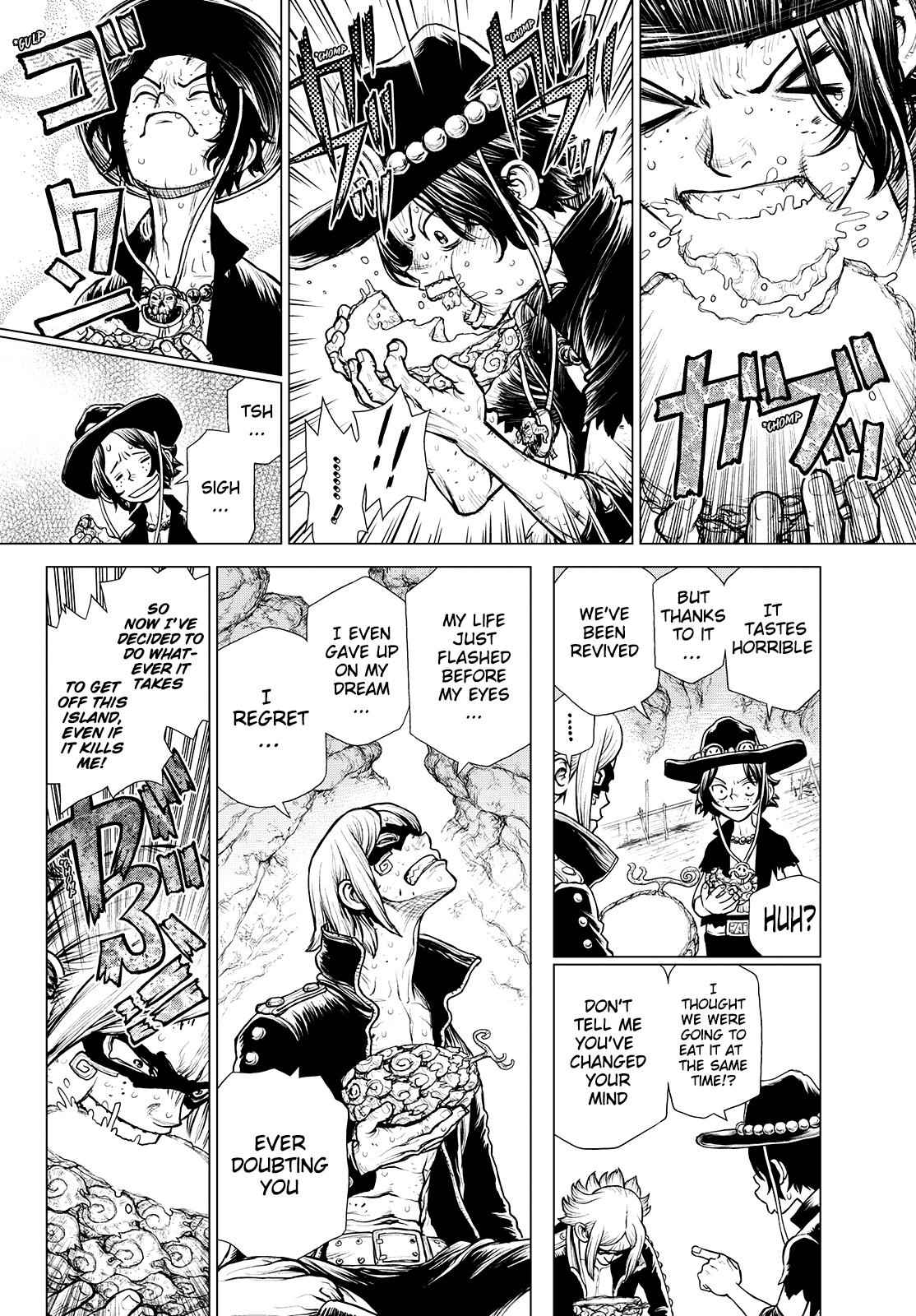 One Piece Chapter 991.5 Page 29