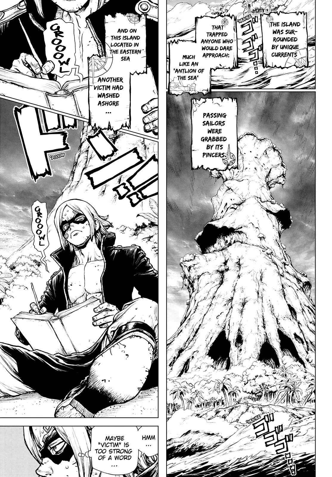 One Piece Chapter 991.5 Page 3