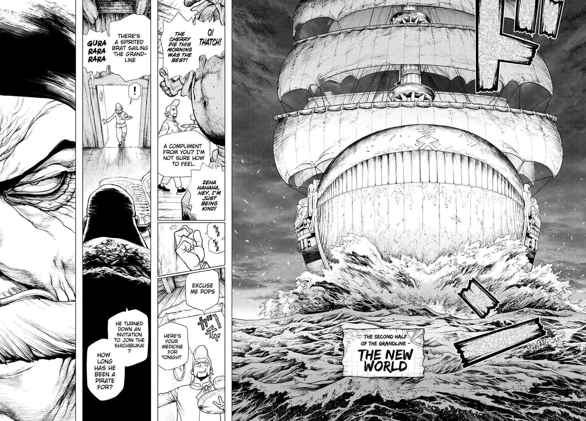 One Piece Chapter 991.5 Page 45