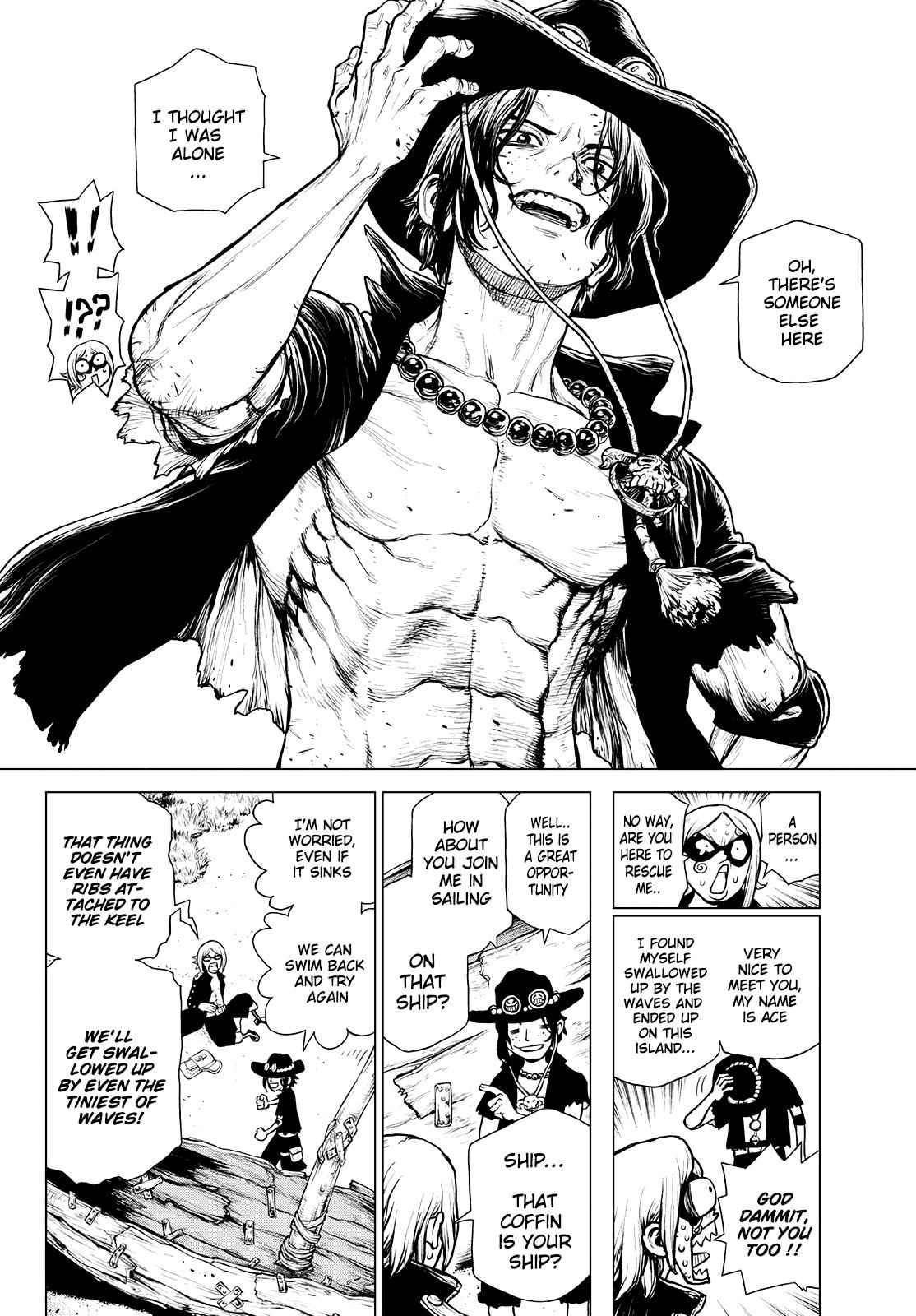One Piece Chapter 991.5 Page 6