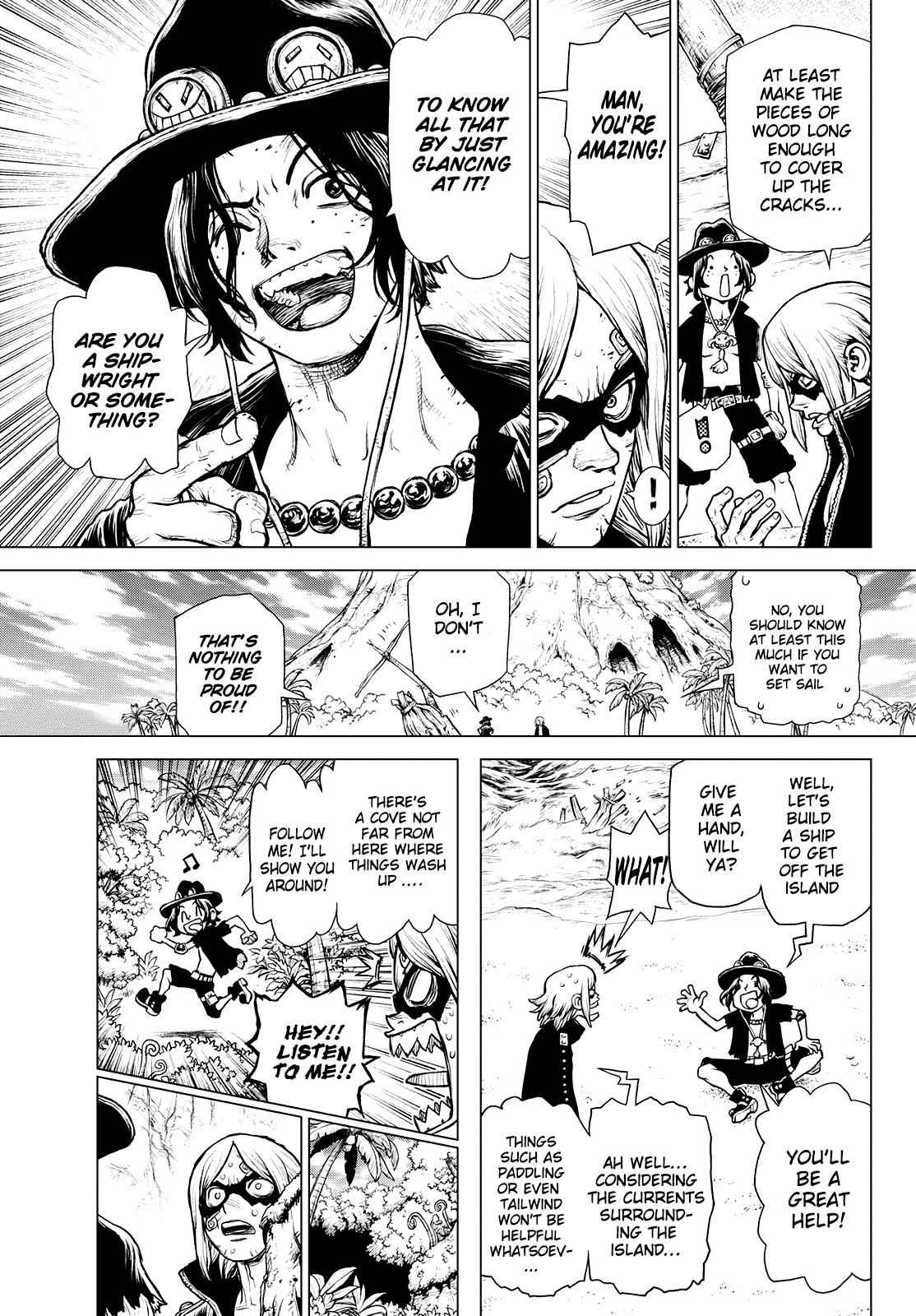 One Piece Chapter 991.5 Page 7