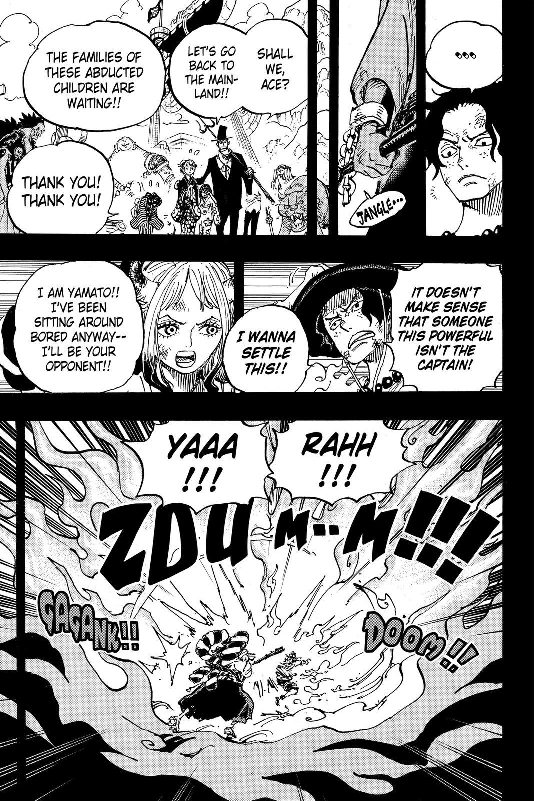 One Piece Chapter 999 Page 3