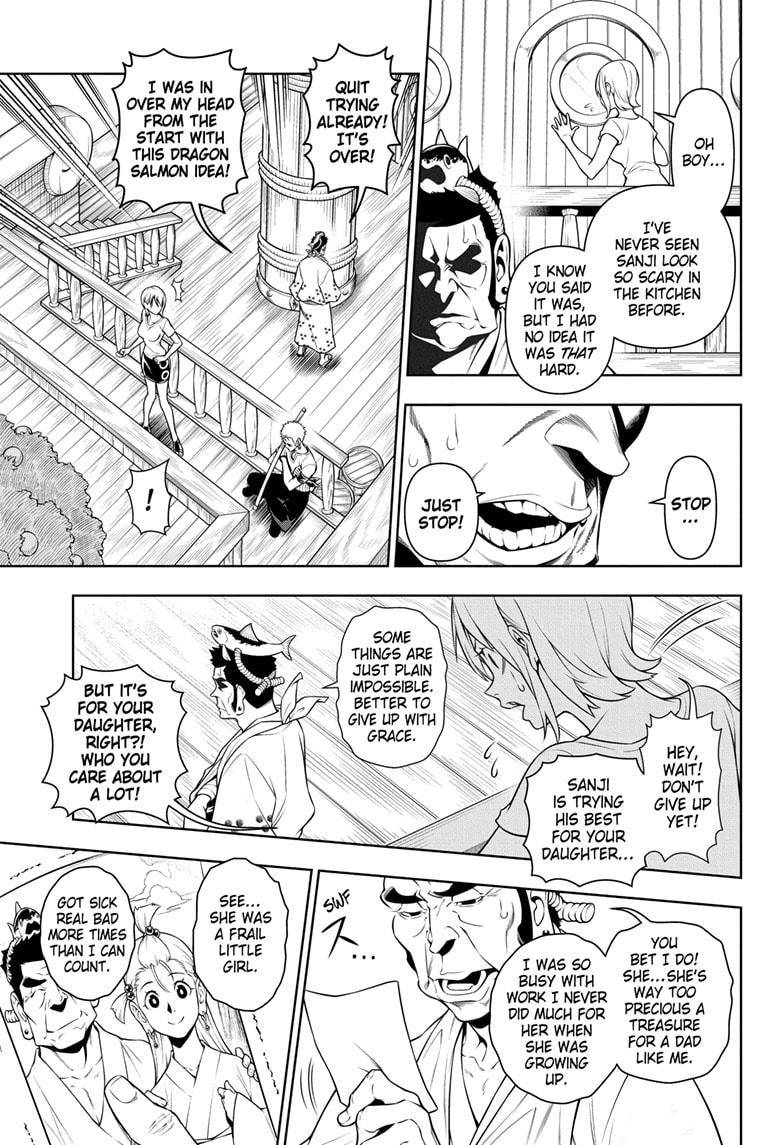 One Piece Chapter 1000.5 Page 17