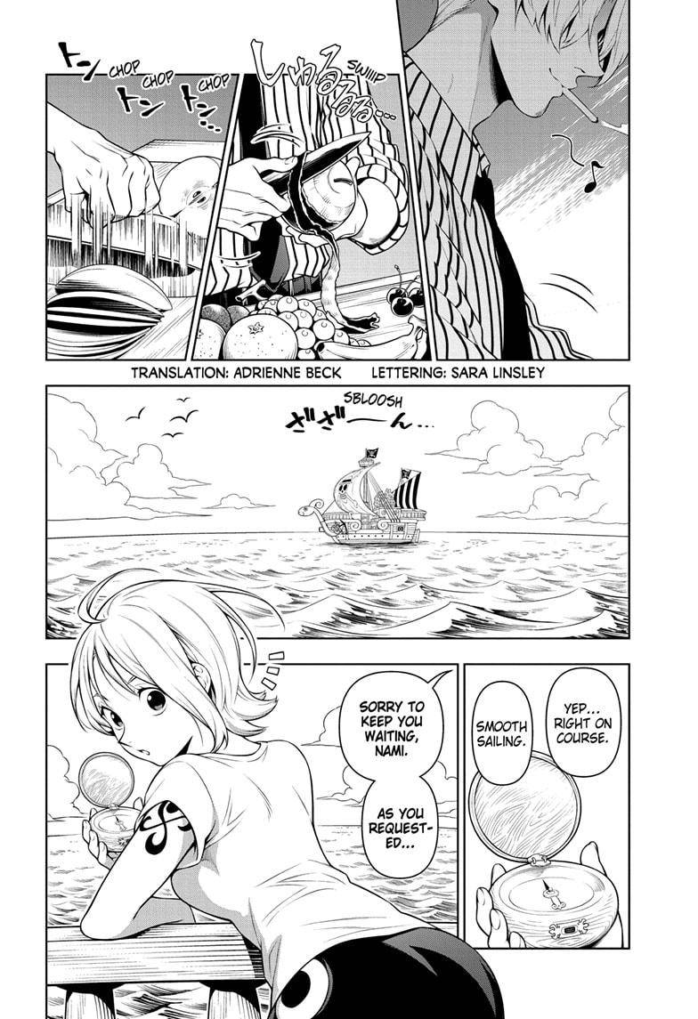 One Piece Chapter 1000.5 Page 2