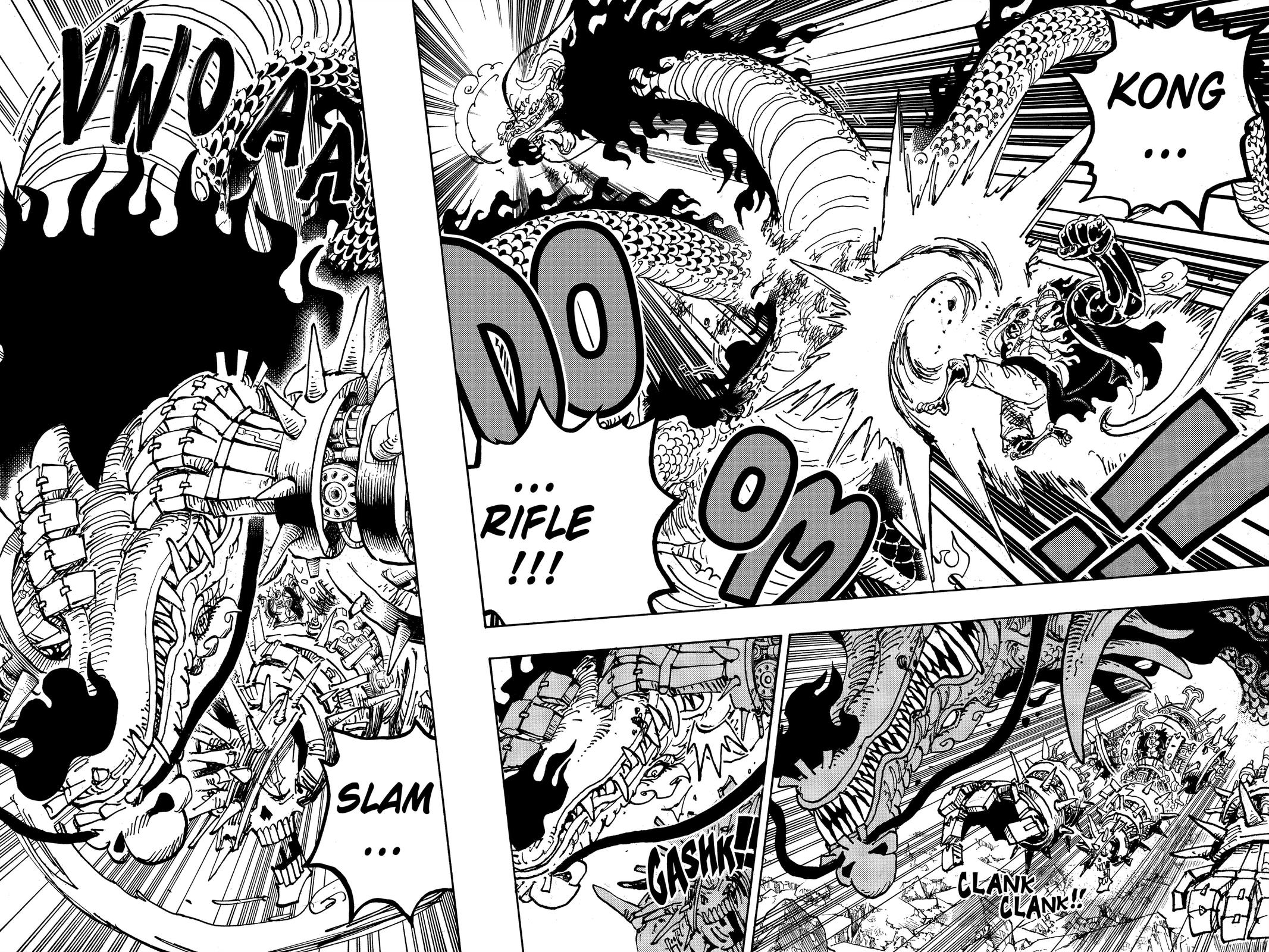 One Piece Chapter 1002 Page 4
