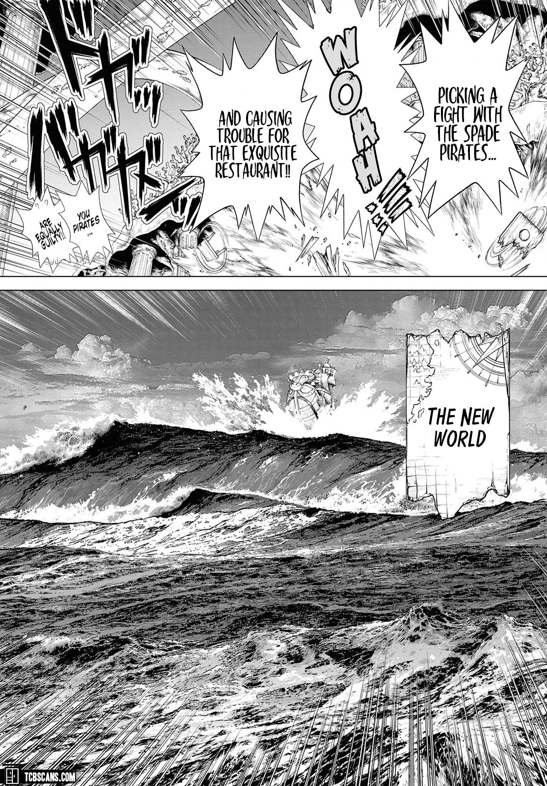 One Piece Chapter 1003.5 Page 16