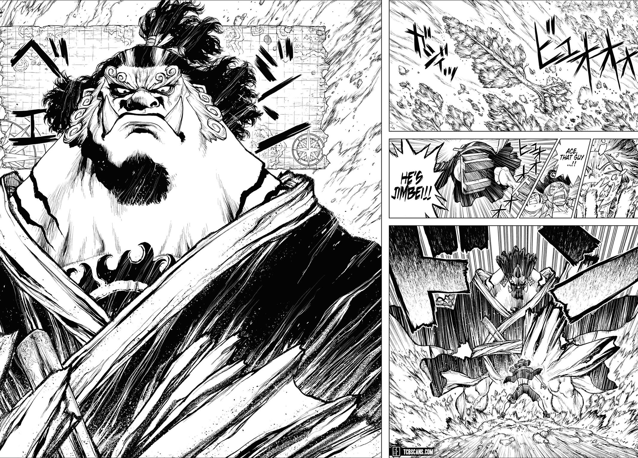 One Piece Chapter 1003.5 Page 28