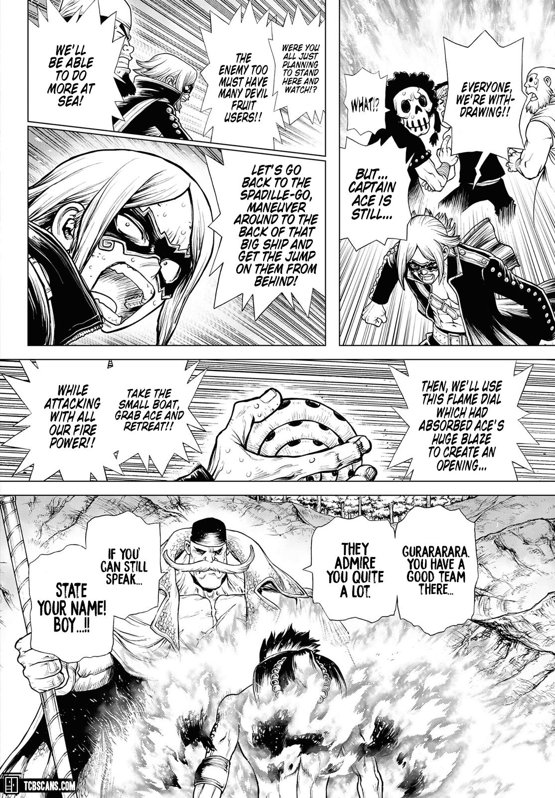 One Piece Chapter 1003.5 Page 48