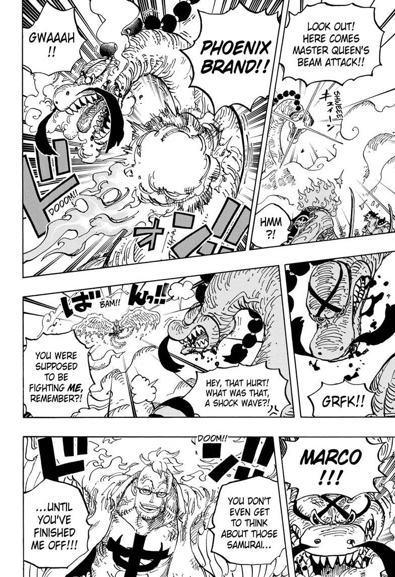 One Piece Chapter 1006 Page 13