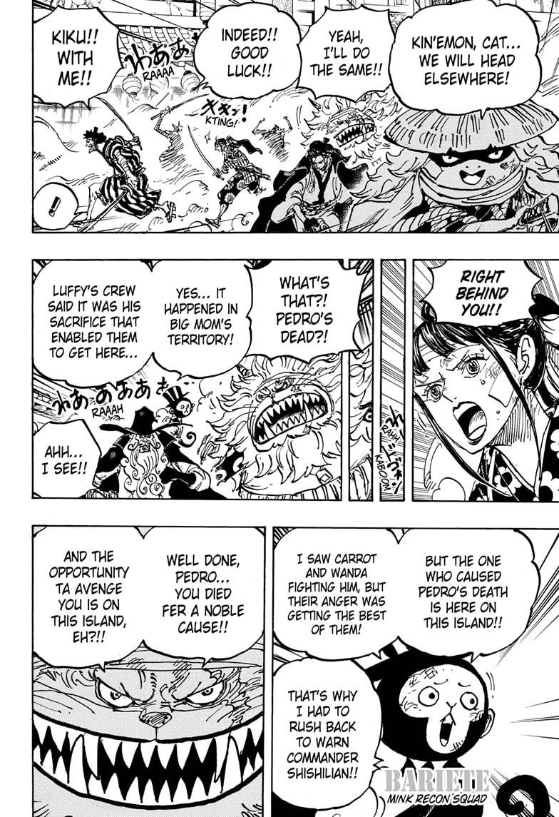 One Piece Chapter 1012 Page 4