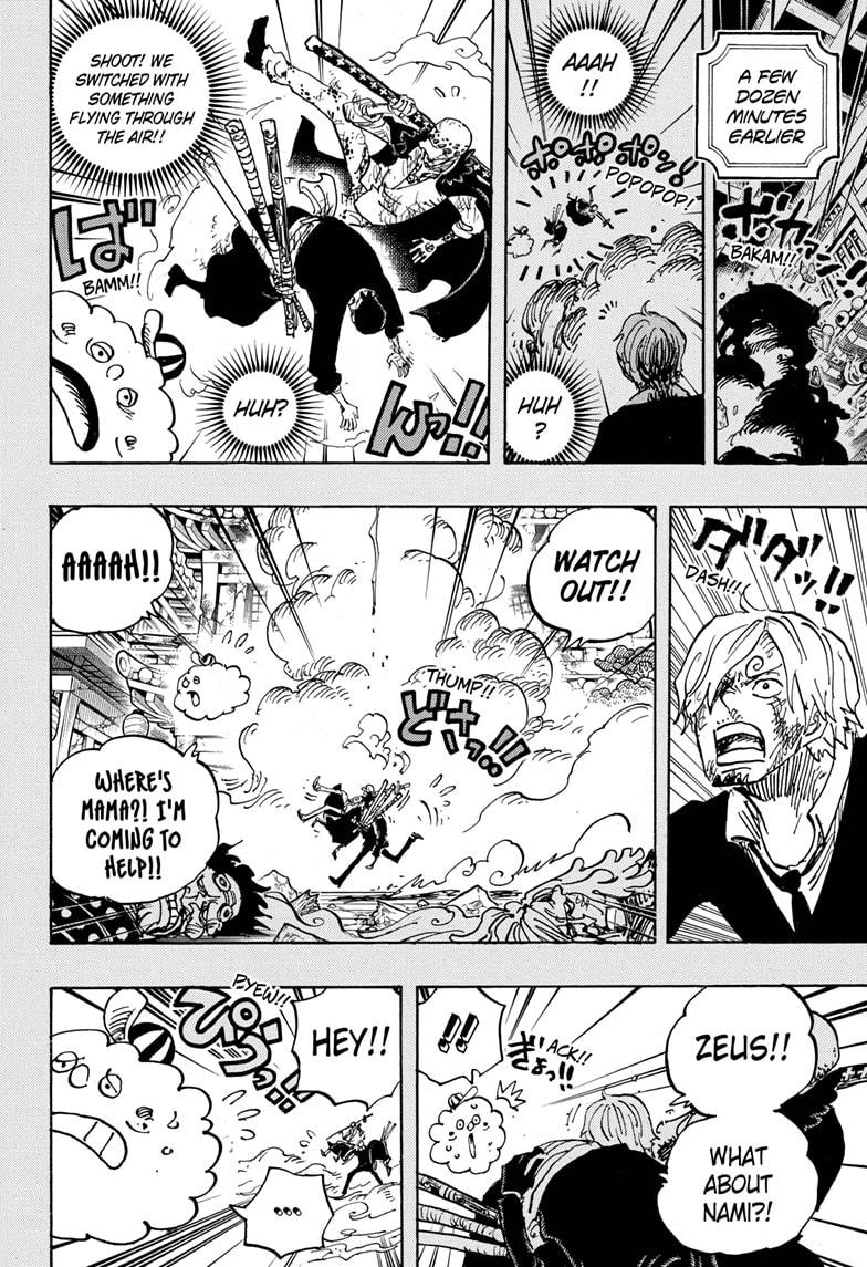 One Piece Chapter 1012 Page 8