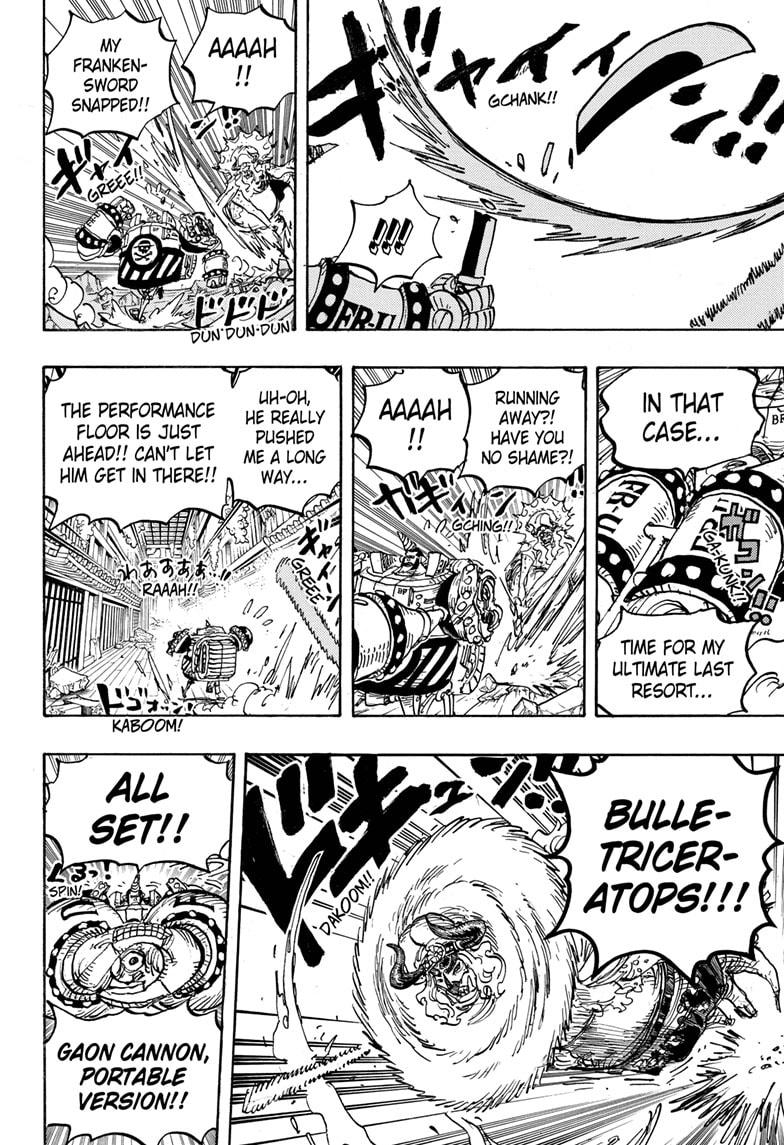 One Piece Chapter 1019 Page 14