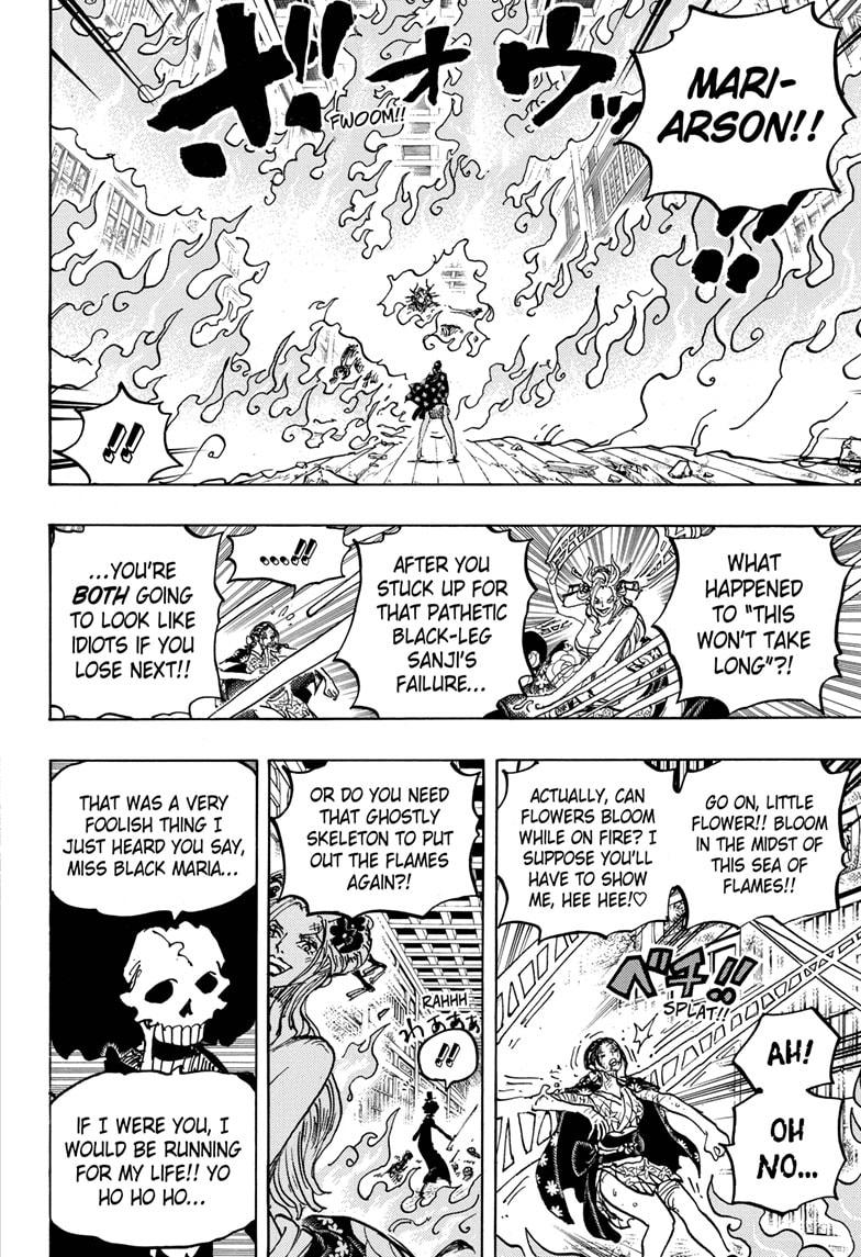 One Piece Chapter 1021 Page 8