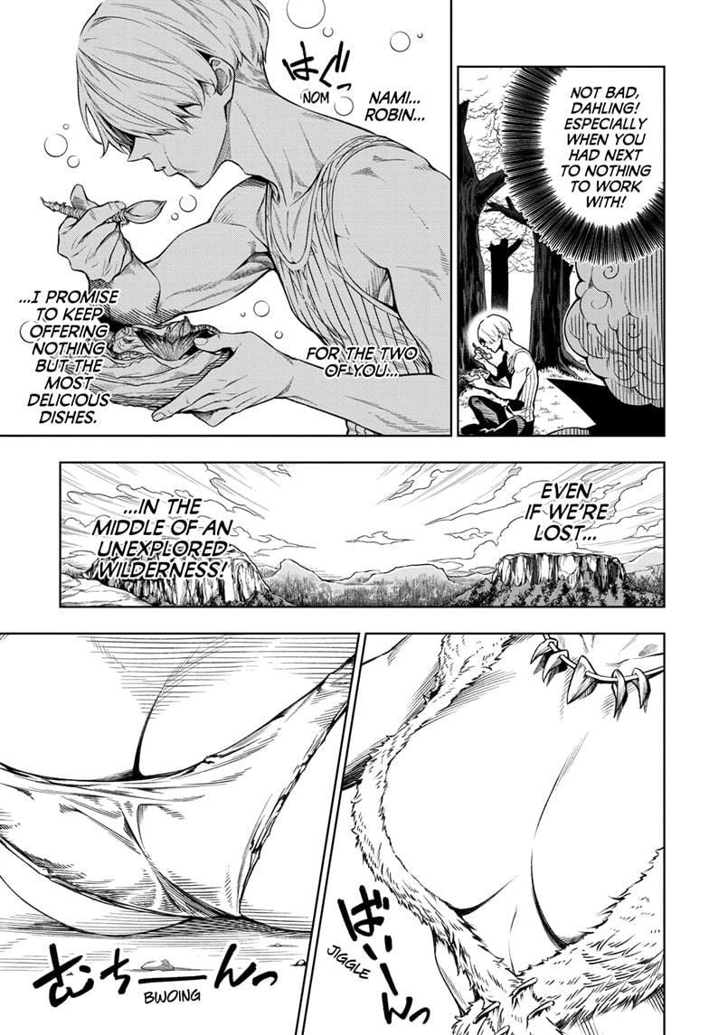 One Piece Chapter 1024.5 Page 18
