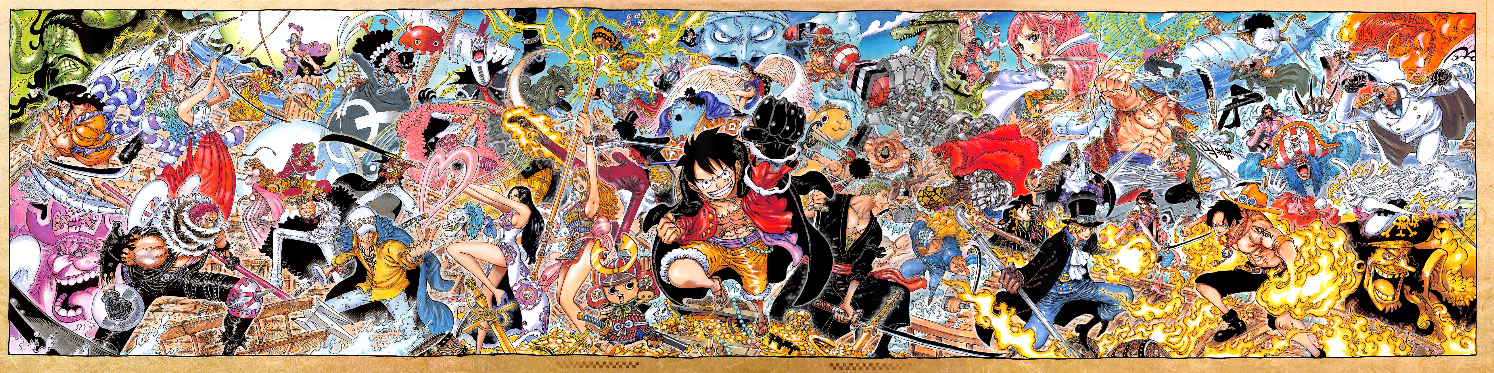 One Piece Chapter 1025 Page 3