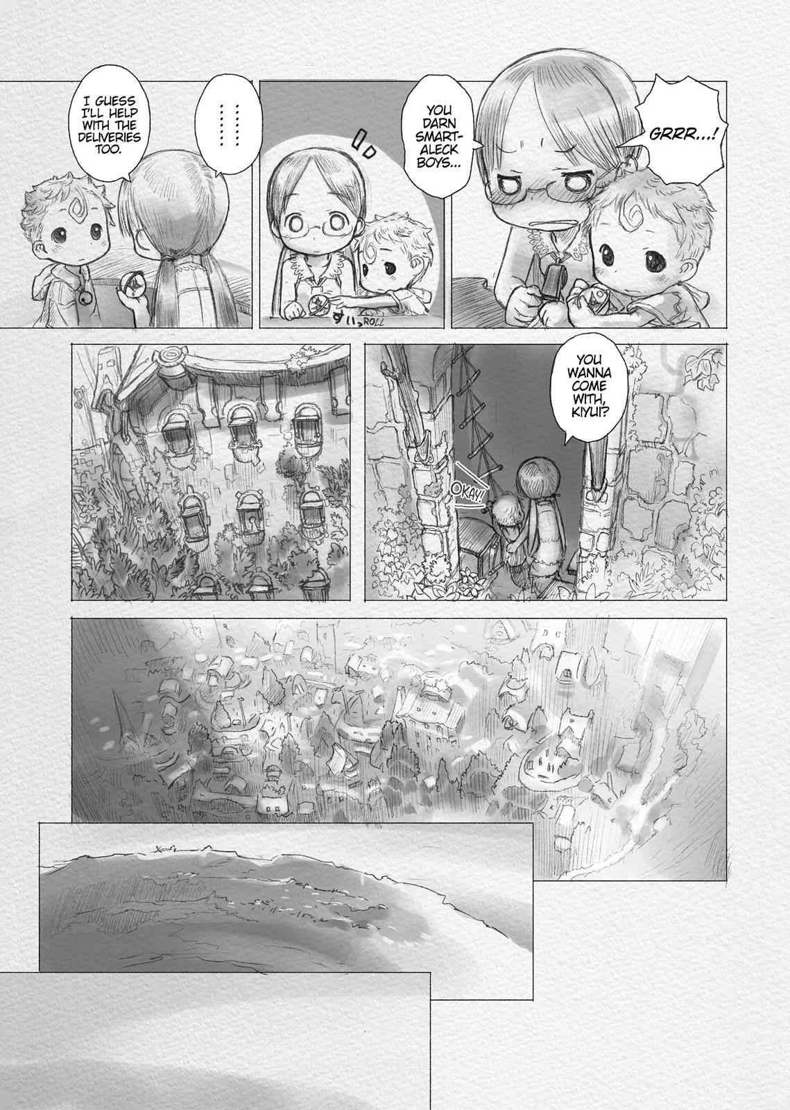 Made in Abyss Chapter 1 Page 10