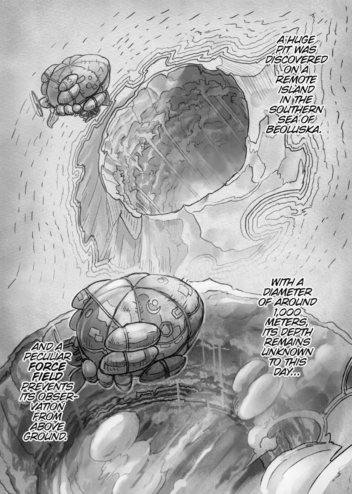 Made in Abyss Chapter 1 Page 12