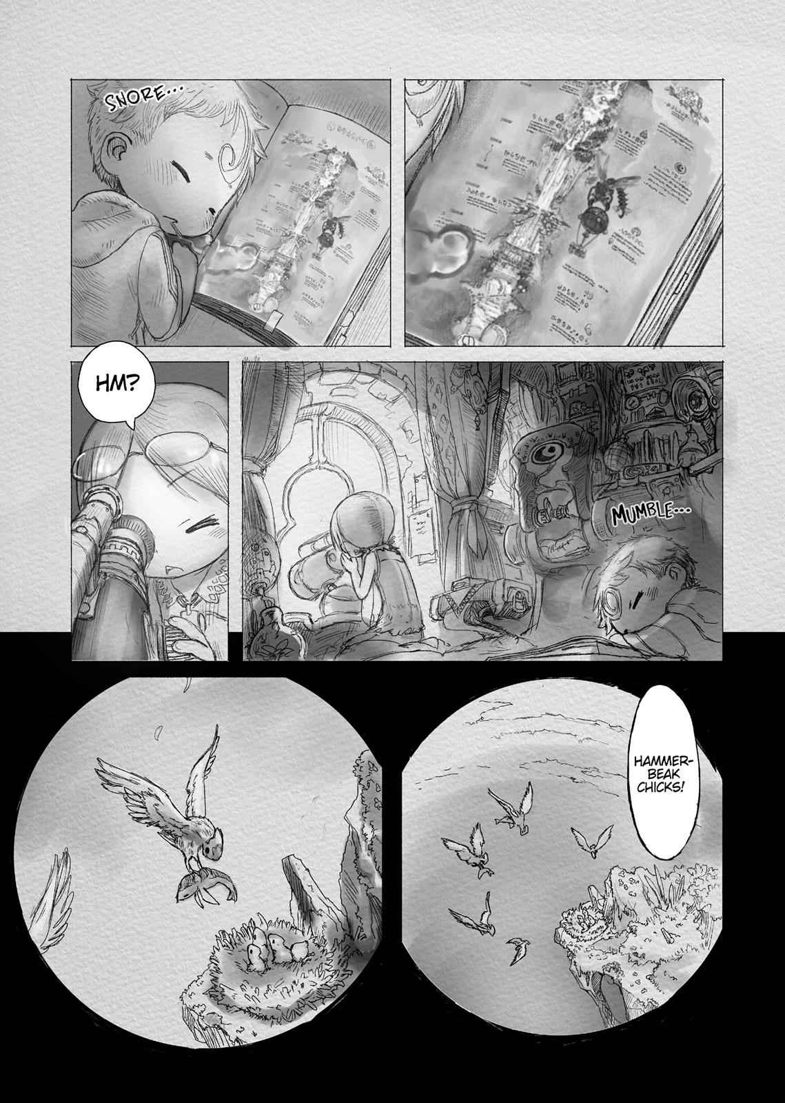 Made in Abyss Chapter 1 Page 14