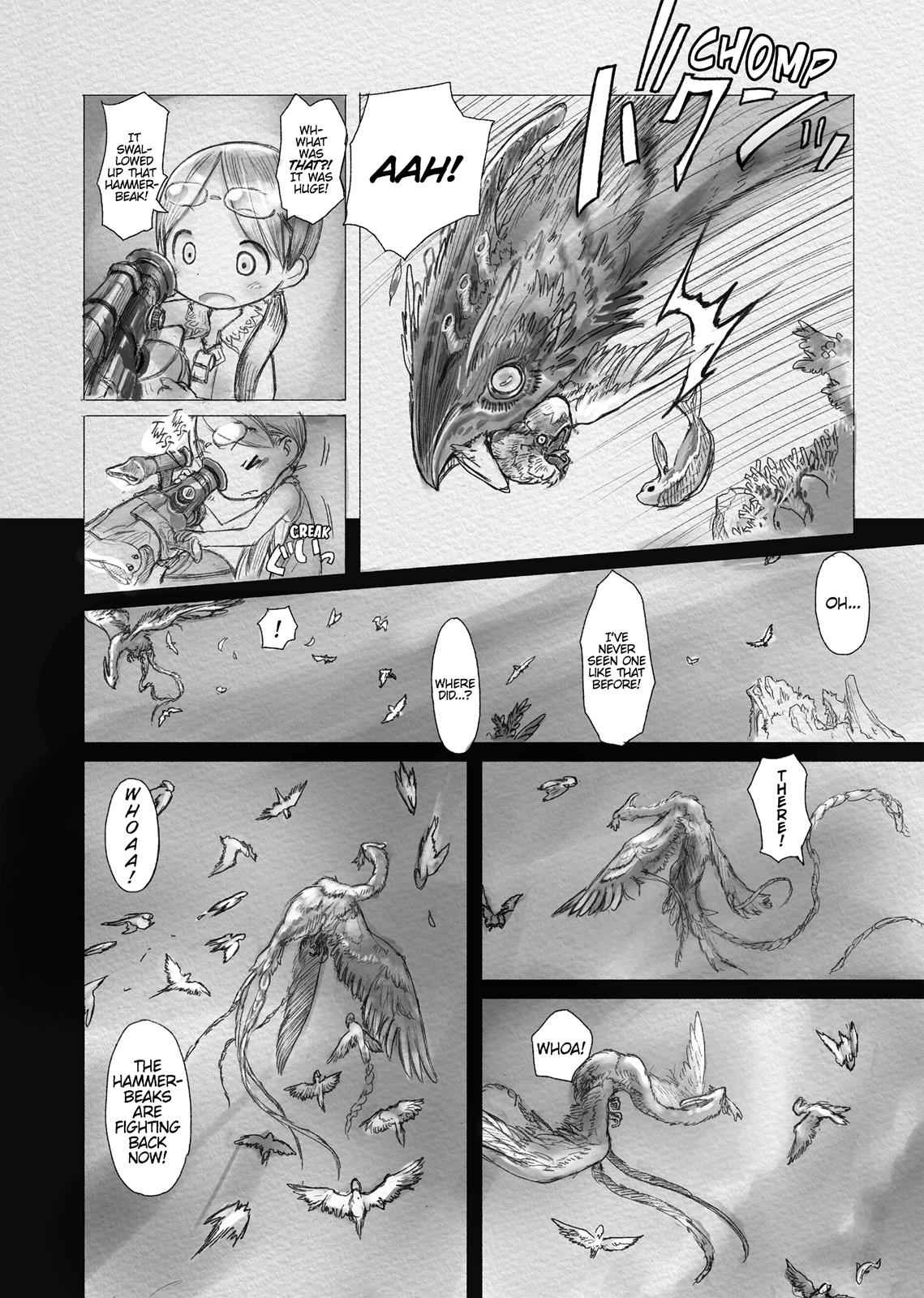 Made in Abyss Chapter 1 Page 15