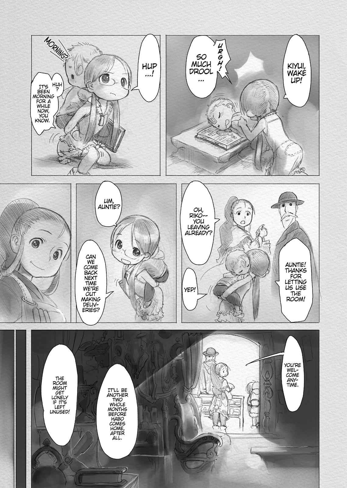 Made in Abyss Chapter 1 Page 20