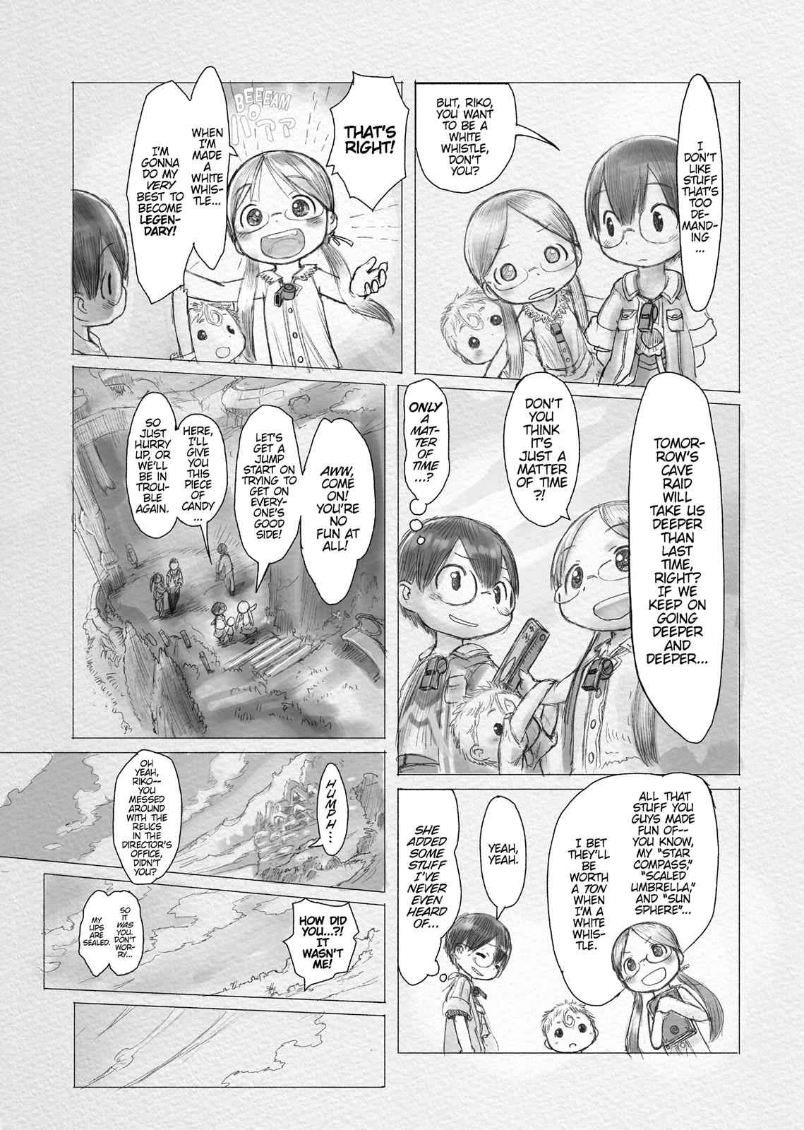 Made in Abyss Chapter 1 Page 22