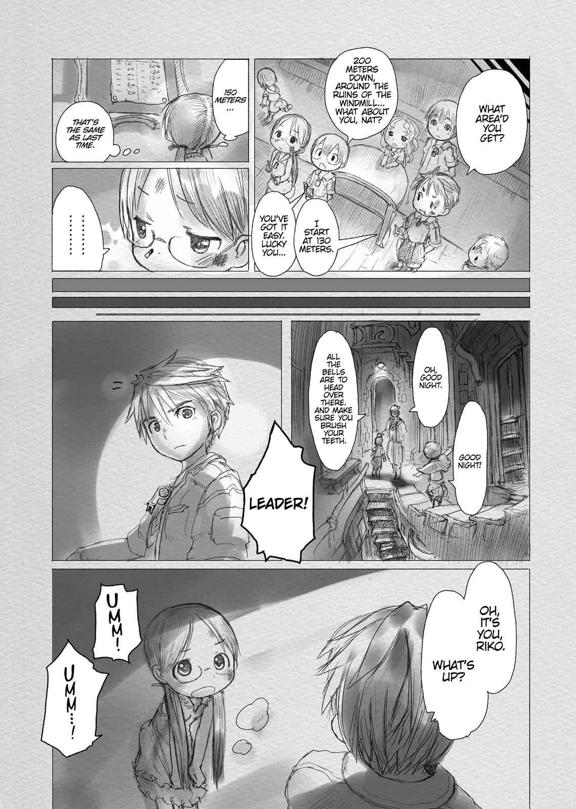 Made in Abyss Chapter 1 Page 26