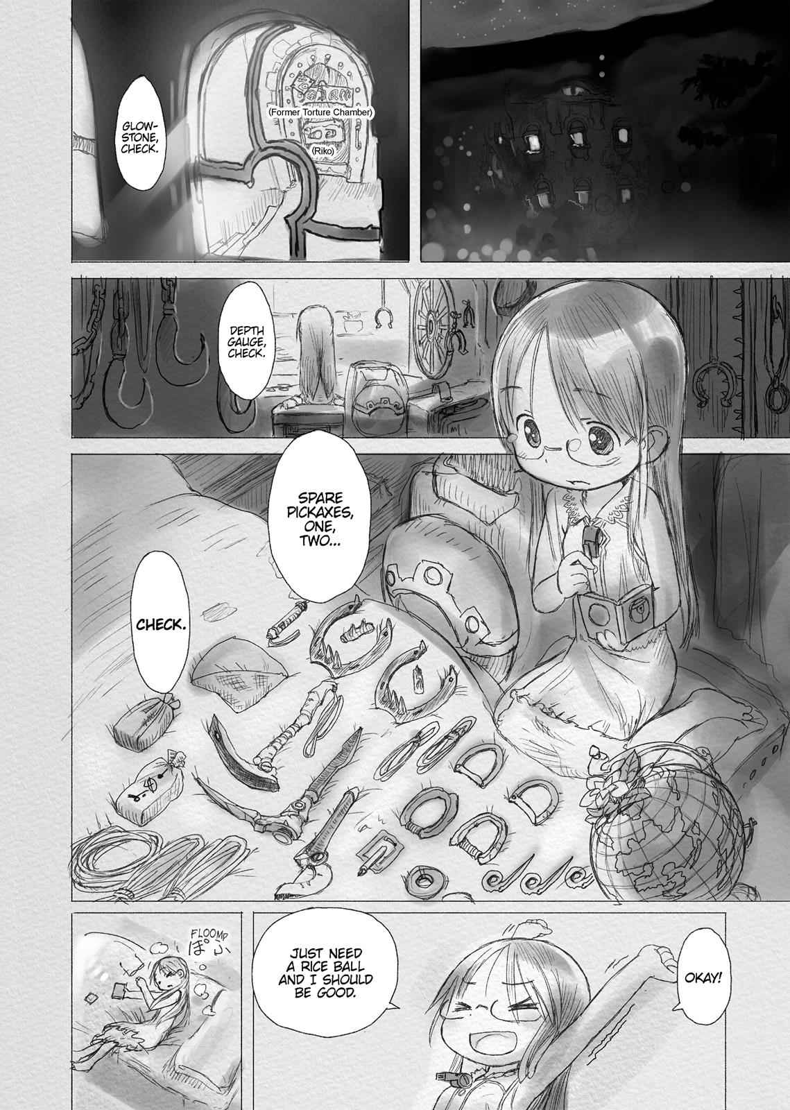 Made in Abyss Chapter 1 Page 29